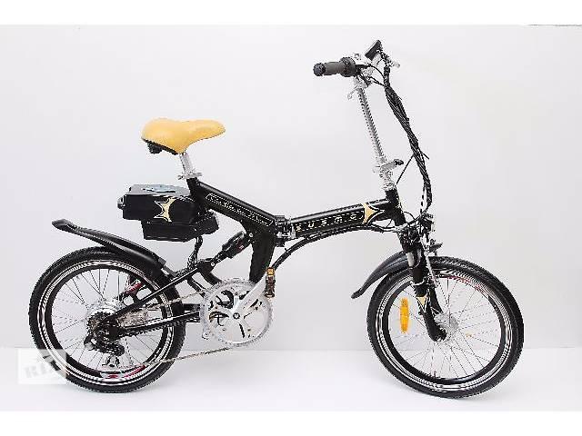 купить бу БУ Электро Велосипед Susmo - (складной) - Veloed в Дунаевцах (Хмельницкой обл.)