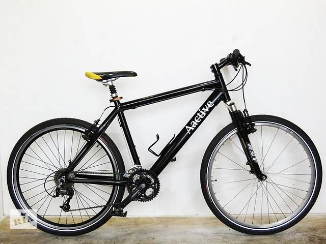 бу БУ Велосипед Aactive Black в Дунаевцах (Хмельницкой обл.)