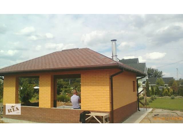 купить бу Строительство домов под ключ. в Василькове (Киевской обл.)