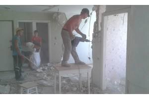 Демонтажні роботи в квартирах будинках