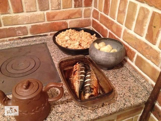купить бу Кладка и ремонт печей,каминов, барбекю и  дымоходов.  в Украине