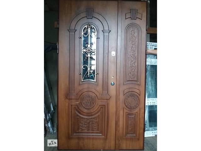 Двери входные Украинские- объявление о продаже  в Львове