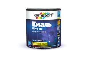 Новые Эмали Kompozit