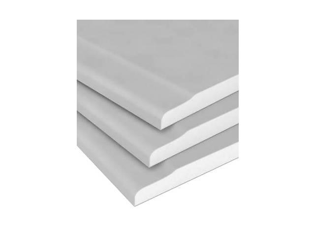 купить бу Гипсокартон стеновой, гипсокартон потолочный Plato, гипсокартон 9,5 мм в Тернополе