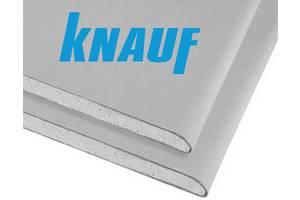 Новые Гипсокартоны Knauf