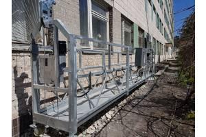 Люлька будівельна ZLP-630 цинк. (довжина кошика 6м, підйом 50м)