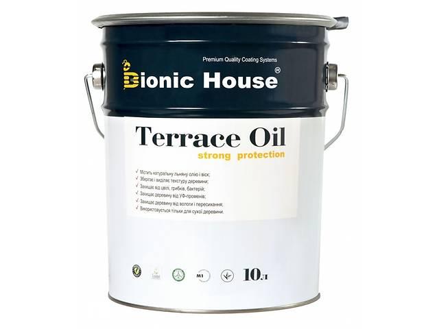 Масло воск, лляна олія для дерева фасадів, тераси Bionic House (10 л.)- объявление о продаже  в Киеве