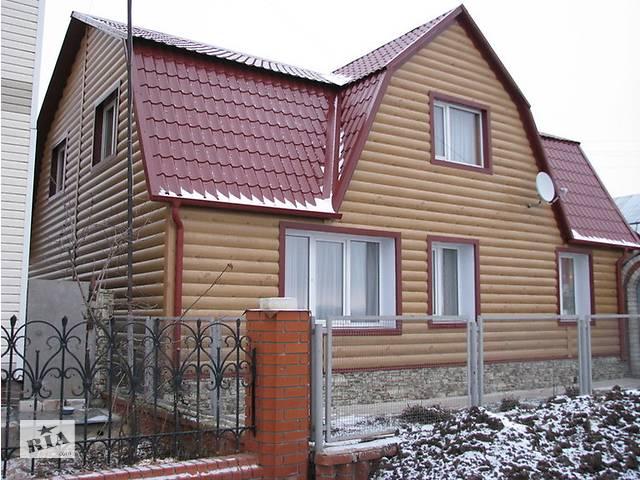 продам Металевий сайдинг Брус, Дошка з металу під дерево бу в Києві