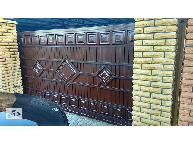 бу Распашные ворота (3,0x2,0м) TM Hardwick в Николаеве