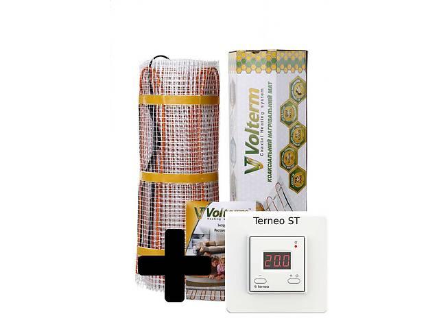 Теплый пол нагревательный мат Volterm Hot Mat 3.3 кв.м 550W комплект(Hot Mat 550)- объявление о продаже  в Киеве