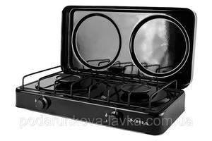 2-комфорочная плита Элна-01П