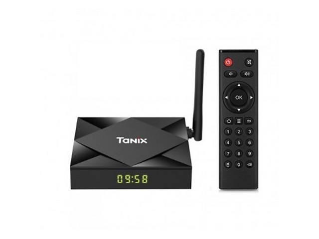 бу 4/32 ГБ Смарт приставка TV Box Tanix TX6S ТВ приставка в Славянске