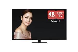 4K UHD QLED телевизор Samsung QE85Q80TAUXUA
