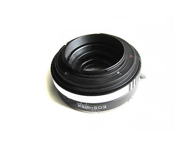 купить бу Адаптер переходник Canon EOS - Sony NEX, апертура Ulata в Харькове