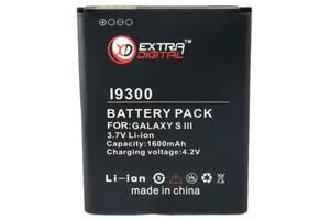 Акумуляторна батарея для телефону EXTRADIGITAL Samsung GT-i9300 Galaxy S3 (BMS6313)