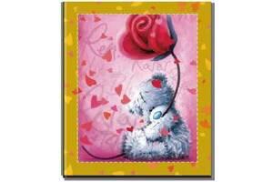 Альбом для фото EVG 30SHEET S29X32 BABY ROSE, 6368591