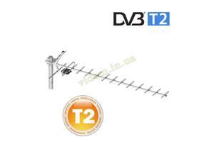 Антена Т2 зовнішня дециметрова ХК-19ДМХ Т2 Lite, DVB-T2