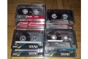 Аудиокасеты , Аудио кассеты . МНОГО !!!