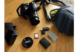 Б/у Nikon d3300