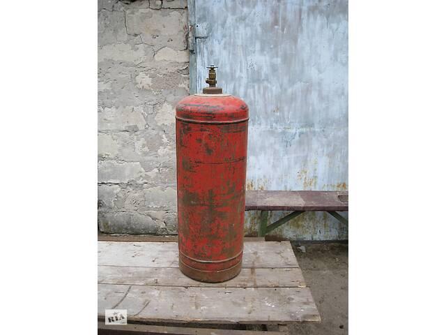 продам Балон пропан-бутан газ 50л,  бу в Тернополі