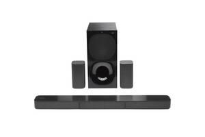 Беспроводной саундбар Sony HT-S20R (5.1-канальная система домашнего кинотеатра и саундбар, 400 Вт, Bluetooth)