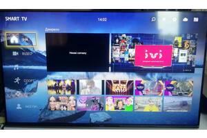 """Большой телевизор Bravis 50"""" UHD-50H7000 (UHD 4K/ Android/ Smart TV/ T2 тюнер)"""