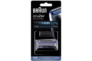 Бритвенная касета Braun 20S Cruzer (5891235)