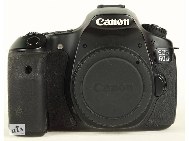 Canon EOS 60D body НЕ РОБОЧИЙ !!!- объявление о продаже  в Одесі