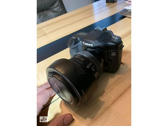 купить бу Canon EOS, Lens 24-105мм в Виннице