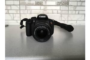 Canon EOS Rebel T5i (700D) + объективы, сумка, батареи