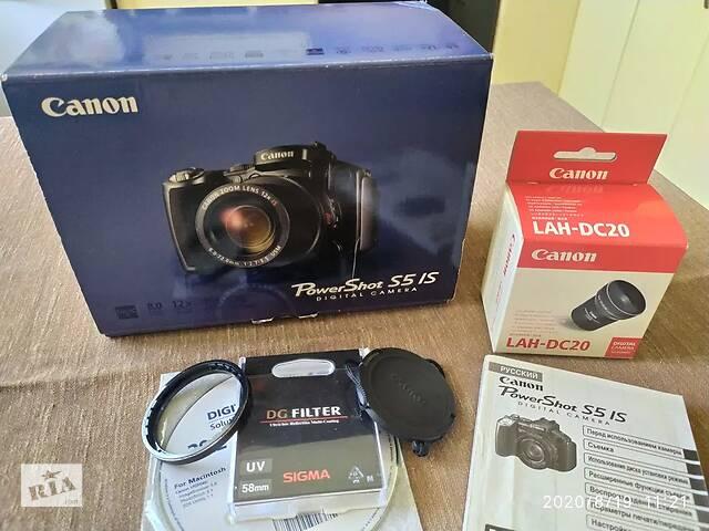 Canon Power Shot S5 iS (full)- объявление о продаже  в Киеве