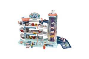 Дитячий ігровий гараж-паркінг Jinxing T103-11A