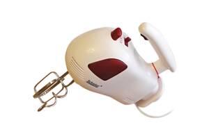 Стационарный электрический ручной миксер Schtaiger кухонный миксер с насадками для замешивания крутого теста