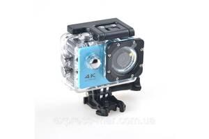 Экшн камера H9/H9R wi-fi Ultra HD 1080 P