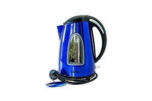 Дисковый металлический электрочайник из нержавеющей стали Schtaiger 97050 электрический чайник