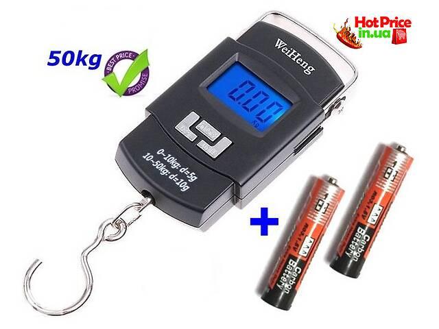бу Электронные весы кантер WeiHeng WH-A08 до 50 кг в Одессе