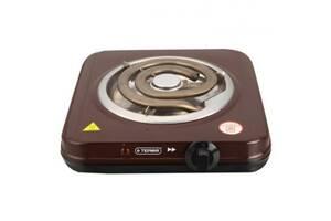 Електроплитка Термія YQ-302 коричнева (YQ-302коричневая)