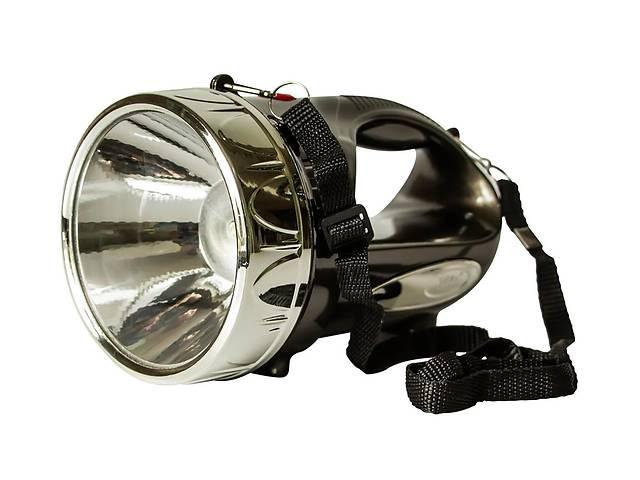 Мощный светодиодный аккумуляторный фонарь прожектор YAJIA переносной фонарь для охраны- объявление о продаже  в Харькове