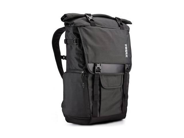 купить бу Фото-сумка Thule Covert DSLR Rolltop Backpack TCDK-101 Dark Shadow (3201963) в Харкові