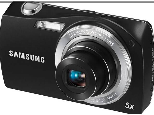 Фотоапарат Samsung ST6500 Black Дисплей Сенсор- объявление о продаже  в Бучі