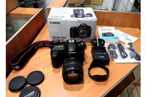 Фотоапарат Canon EOS 60D Kit