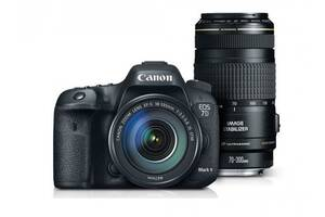 Фотоаппарат Canon EOS 7D Mark II kit (EF-S 18-135mm)