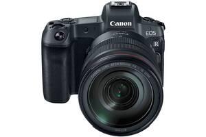 Фотоаппарат CANON EOS R + RF 24-240 mm f/4-6.3 IS USM (3075C129)