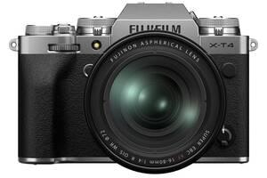 Фотоаппарат Fujifilm X-T4 + XF 18-55mm F2.8-4 Silver