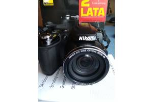 Фотоапарат Nikon Coolpix L120 Black