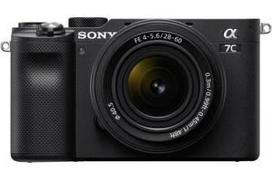 Фотоапарат SONY Alpha a7C + 28-60мм чорний (ILCE7CLB. ПЕРЕВІРИТИ)