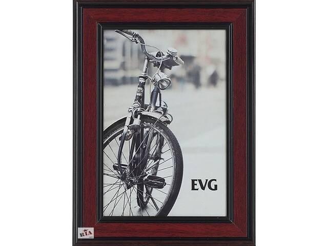 бу Фоторамка Evg Deco 15х20 см, красное дерево в Києві