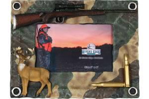 Фоторамка Rivers Edge Deer Hunting Frame 10 х 15 см Зеленый (1835.01.03)