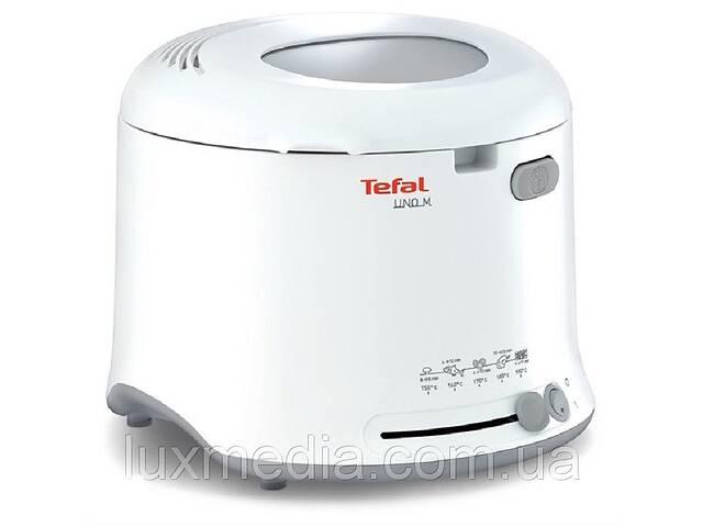 продам Фритюрница Tefal Uno M FF1231 (до 1 кг картошки, теплоизоляция, регулировка температуры) бу в Луцке