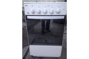 Газова плита з електро духовкою Zanussi